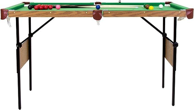 Charles Bentley 2 en 1 o Ruso Juegos Tabla en Verde con la s Bolas ...