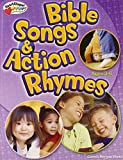 img - for Bible Songs & Action Rhymes (Ages 3-6) (HeartShaper  Resources Early Childhood) book / textbook / text book