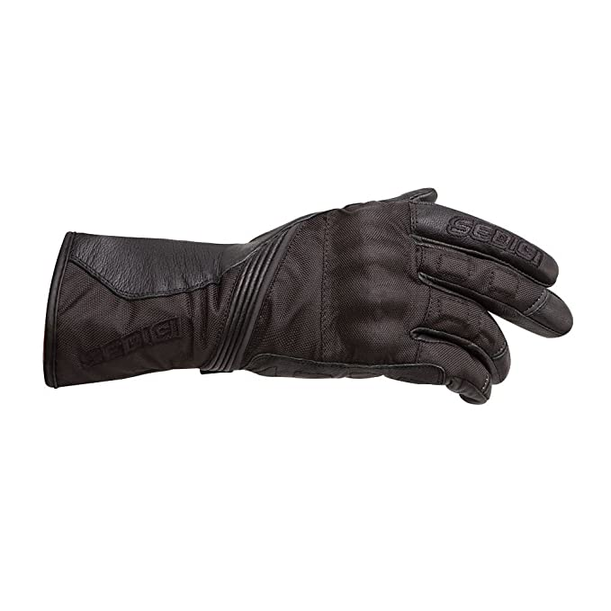 SEDICI Terreno Waterproof Adventure Gloves - XL, Black