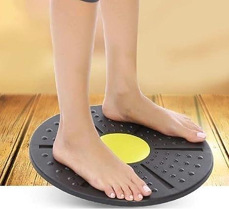 YSKJ Tabla de Equilibrio rehabilitaci/ón Azul Terapia de Fisioterapia Parte Inferior y Superior Antideslizantes para Fitness Entrenamiento de Espalda y coordinaci/ón