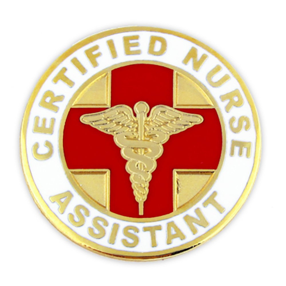 PinMart's Certified Nurse Assistant CNA Lapel Pin