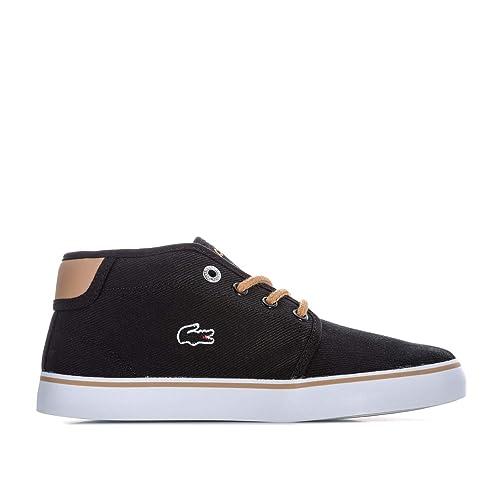 Lacoste - Zapatillas para niño, Color Negro, Talla 30 EU Niño: Lacoste: Amazon.es: Zapatos y complementos