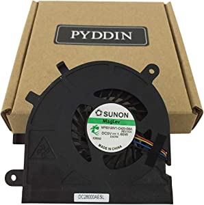 PYDDIN Laptop CPU Cooling Fan Cooler for Dell Latitude E5530 9HTYD 09HTYD