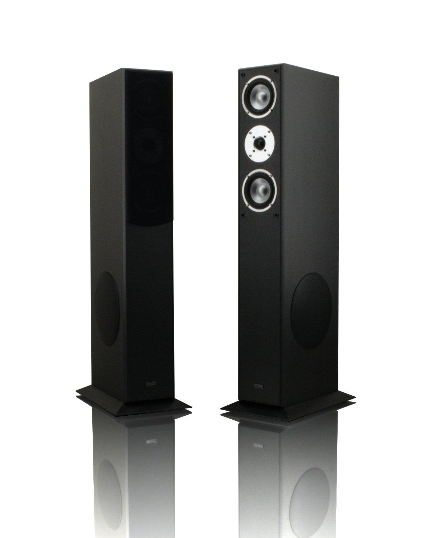 mohr 1 par de Altavoces de pie SL15 Cajas, Altavoces Hi-Fi Sonido ...