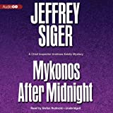 mykonos after midnight a chief inspector andreas kaldis mystery book 5