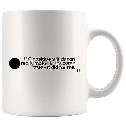 Amazoncom Positive Attitude Make Dream Come True