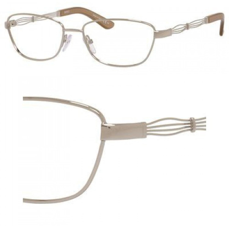 SA 6036 Eyeglasses Safilo Emozioni 4372 03YG Lgh Gold