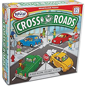 Amazon Com Popular Playthings Crazy Campers Puzzle Toys