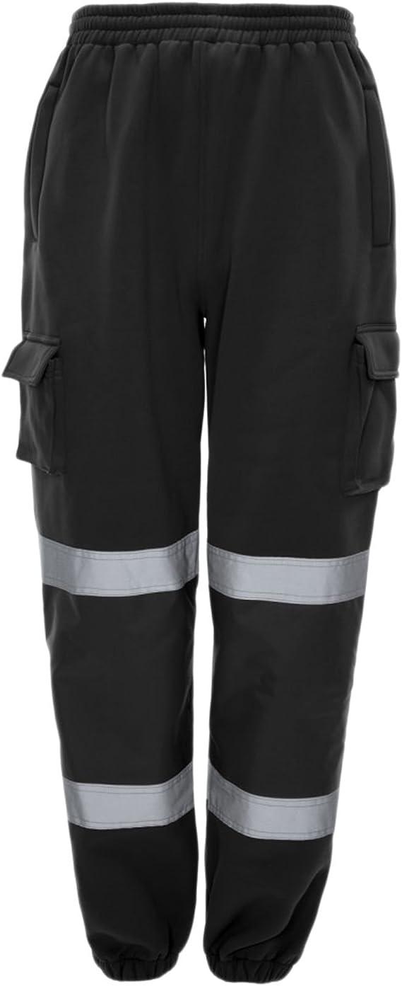 MyShoeStore - Pantalones de chándal de Alta Visibilidad para ...