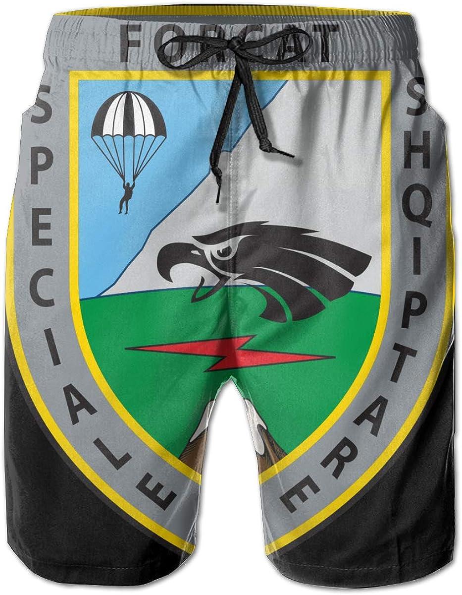 Special Operations Battalion 3D Print Mens Beach Shorts Swim Trunks Workout Shorts Summer Shorts