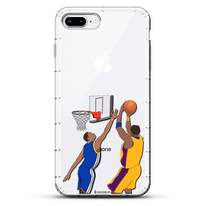 Mamba Fadeaway - Carcasa para iPhone 8 y 7 Plus, diseño de balón ...