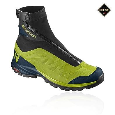 7c9f6f1d18 Salomon Men's Outpath Pro GTX Hiking Boots, Green, Mesh, Textile, 11 ...
