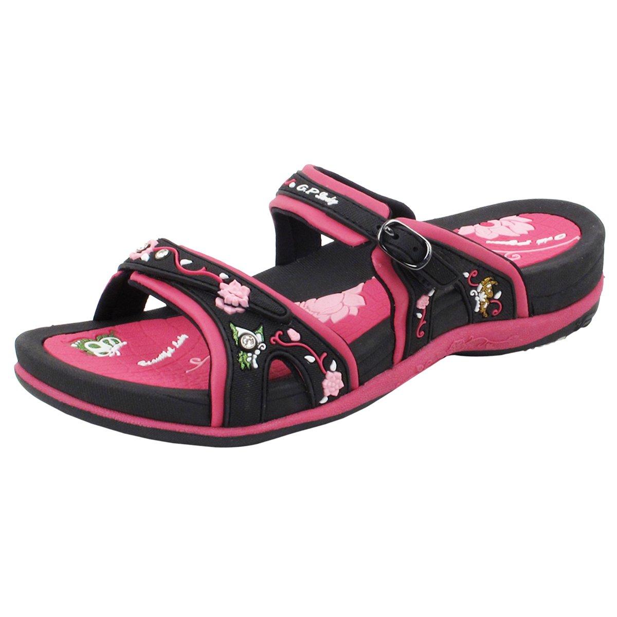 Signature Women Sandals, Comfort Egronomic Sole, Waterproof (Size 4-9.5)