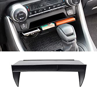 Jaronx Center Console Organizer for Toyota RAV4 2019 2020,Center Console Storage Box Organizer Tray Secondary Storage (RAV4 Console Organizer-2)