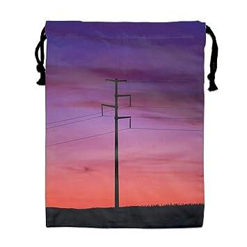 4702c8c68c Amazon.com  Party Favors Bags Pillar Wires Sunset Sky Designs ...