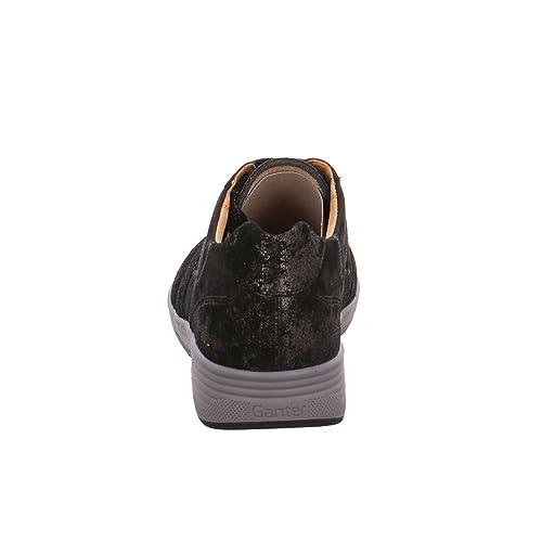 Ganter 4-208143-0199 - Zapatos de Cordones de Piel para Mujer  Amazon.es   Zapatos y complementos 318032c3d6ae8