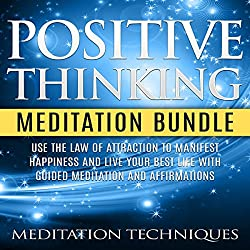 Positive Thinking Meditation Bundle