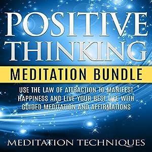 Positive Thinking Meditation Bundle Speech
