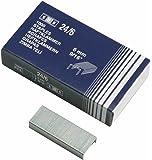 SBS Heftklammern verzinkt 24/6 Standard - 10.000 Stück