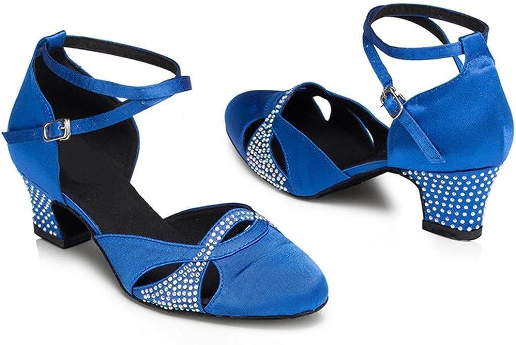 Monie - Ballroom Donna Blue