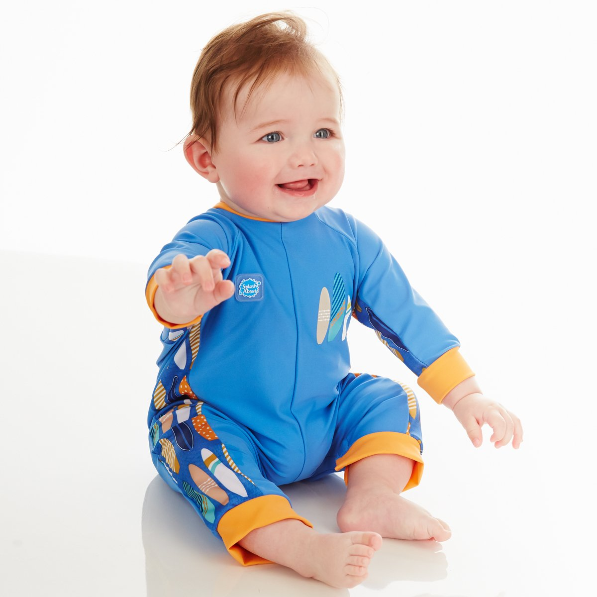 Splash About Baby Uv All-in-one Sunsuit