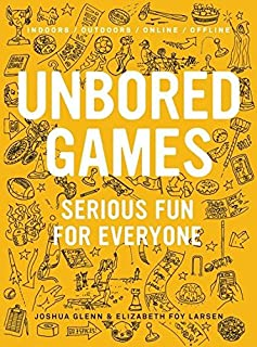 UNBORED Games: Serious Fun for Everyone (162040706X) | Amazon Products