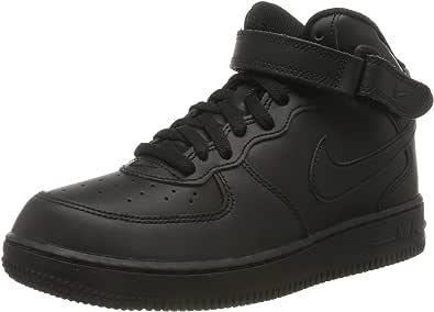 Nike Women?'s WMNS Air Force 1 '07 Gymnastics Shoes Black