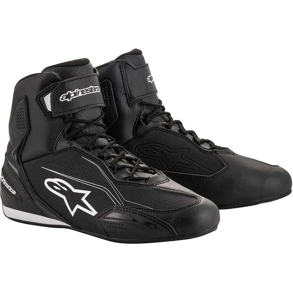 Alpinestars Faster-3 Shoes (12, Black)
