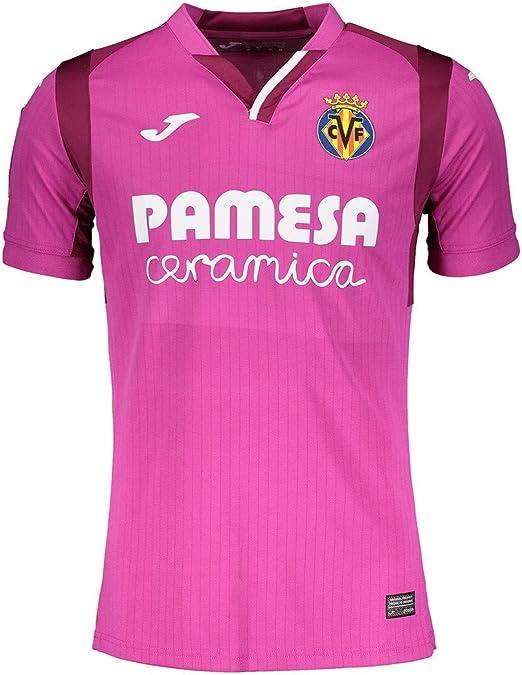 Joma Villarreal CF Segunda Equipación 2018-2019, Camiseta, Morado ...
