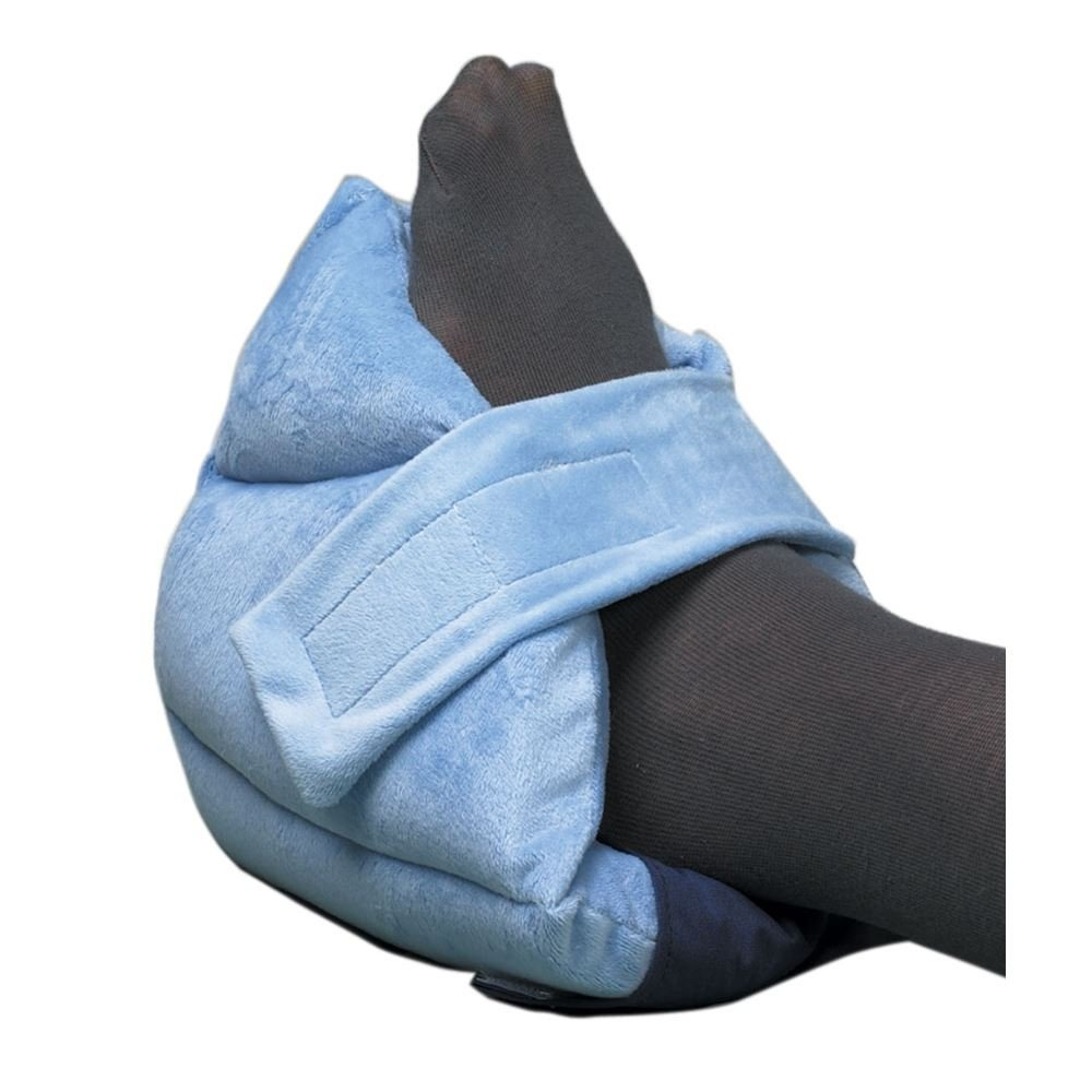 Skil-Care Heel Cushions, Ultra Soft Heel Cushion by Physical Therapy Aids