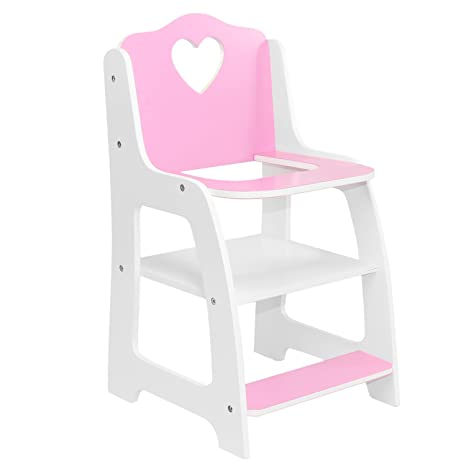 Exceptionnel Doll High Chair Furniture Fits American Girl Dolls, My Life Doll, Our  Generation And