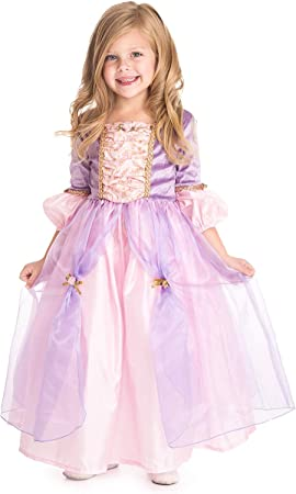 Little Adventures Disfraz de Princesa Rapunzel, Talla pequeña (1 ...