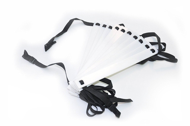 STROOPS Plastic Flat Rung Ladder - 15-Foot