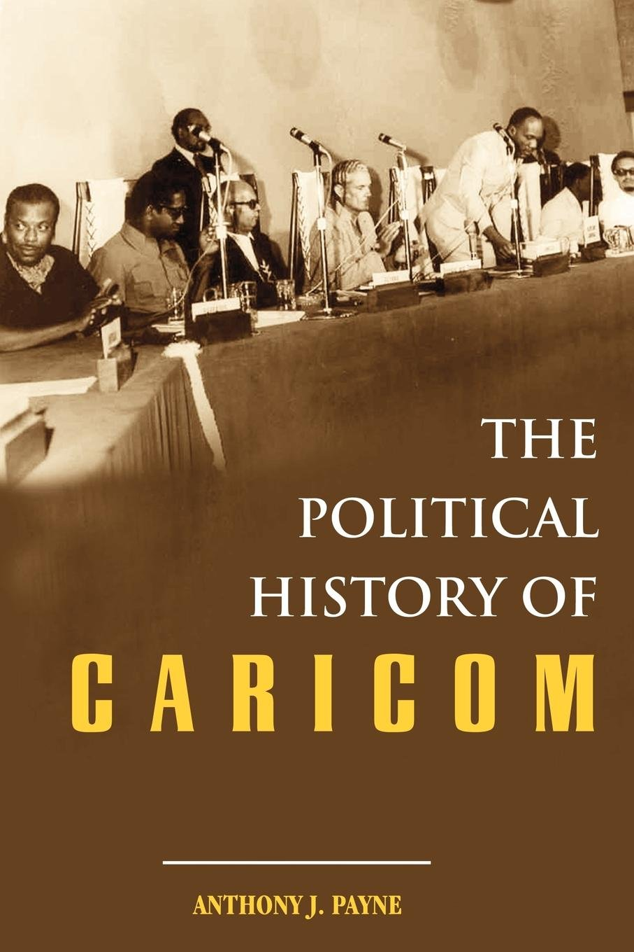 Download The Political History of CARICOM PDF