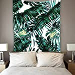 Sunm Boutique Tapestry Wall Hanging Palm Tree Leaves Tapestry Vintage Tapestry Wall Tapestry Home Decor
