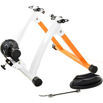 best Conquer Indoor Bike Trainer Portable Exercise Bicycle Magnetic Stand reviews