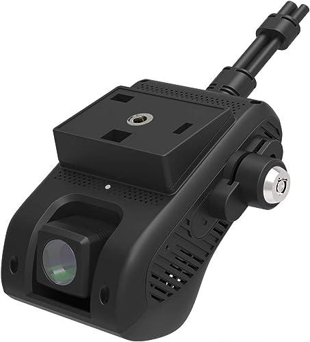 Dash cam 1080P, 2-Channel Camera – EdgeCam Pro W Free Access to GPS Monitoring Program