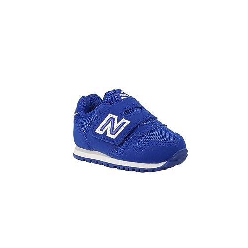 37a600d8f28 New Balance KV373- Zapatilla Casual Para Bebé  Amazon.es  Zapatos y  complementos