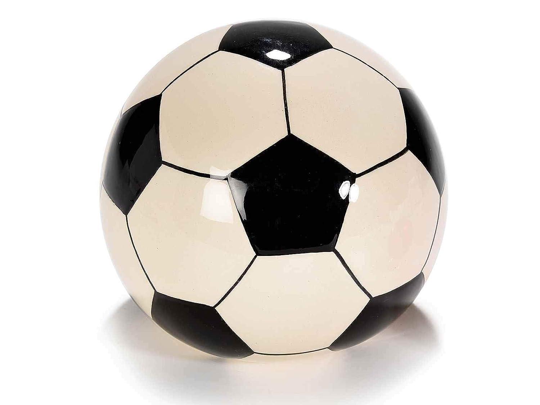 Ideapiu 2 balón Hucha de cerámica Brillante: Amazon.es: Hogar