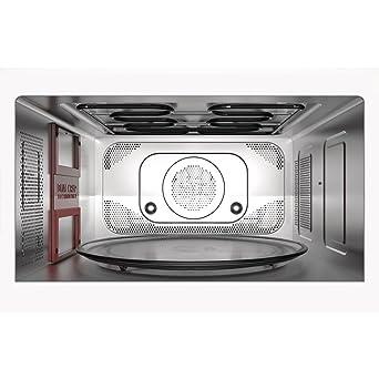 Whirlpool MWP 339 SB - Microondas (Microondas combinado, 33 L, 900 W, Giratorio, Tocar, Negro, Plata, 1200 W): Amazon.es: Grandes electrodomésticos