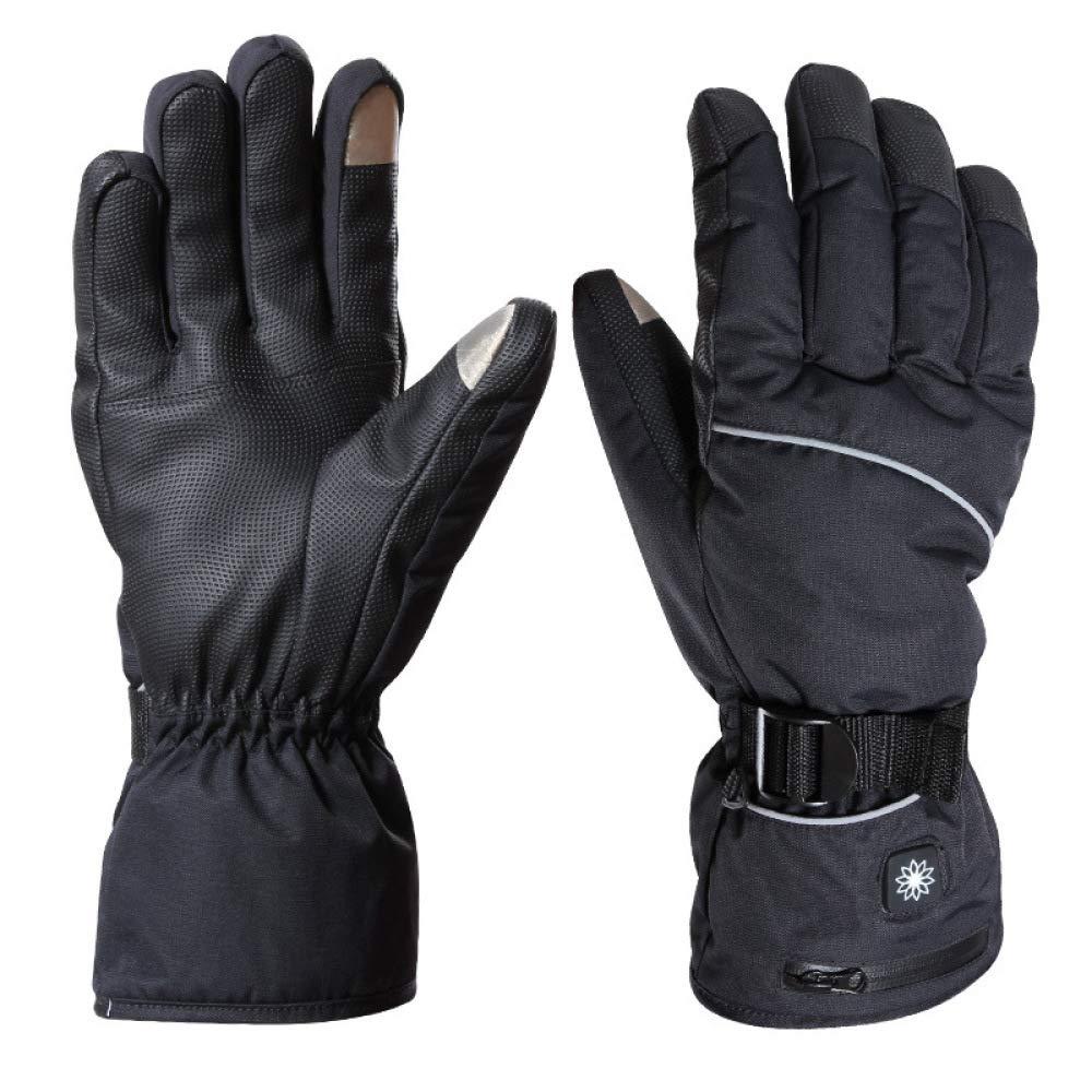 USB-Lade-Fieber Handschuhe Winter Touchscreen Handschuhe Für Männer Und Frauen Warme Thermostat Im Freien Handschuhe