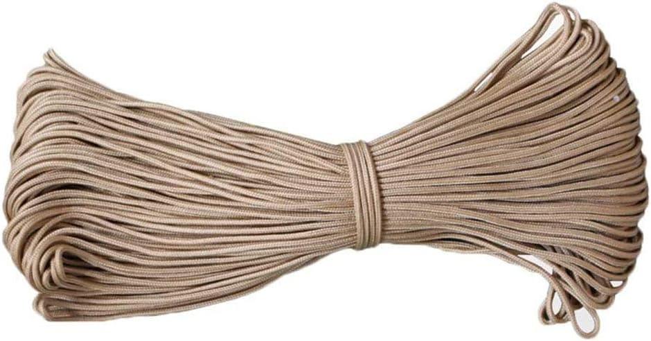 GUOHUA Cadena Cuerda Suave 3/5/7 Mm De Cuerda Colgante De ...