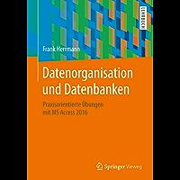 Datenorganisation und Datenbanken: Praxisorientierte Übungen mit MS Access 2016