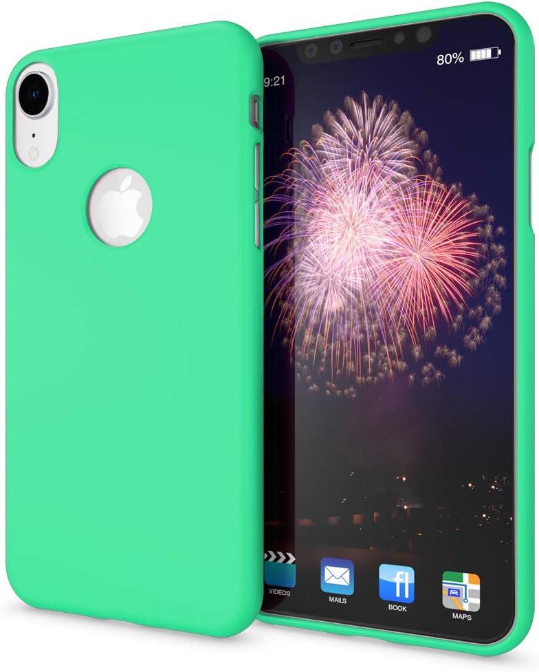 Nalia Handyhülle Kompatibel Mit Apple Iphone Xr Ultra Slim Tpu Hülle Silikon Neon Case Dünnes Cover