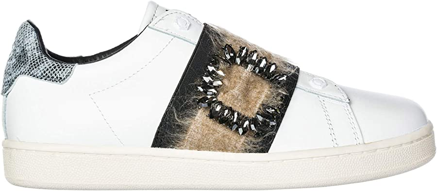 MOA Master of Arts Slip on Femme Bianco
