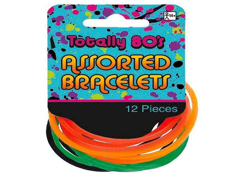 Classic Jelly Bracelet - Adult Standard, 12 Ct.