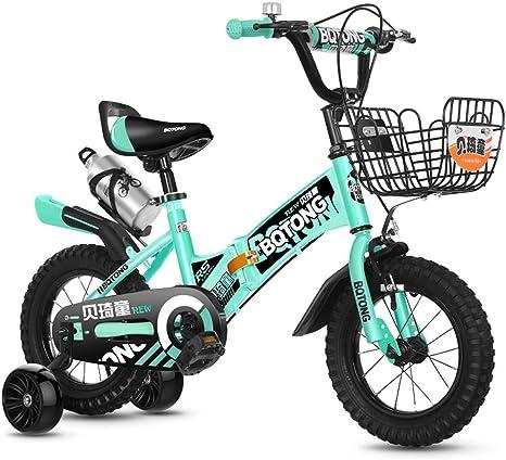 Bicicleta Plegable para niños Hombre y Mujer de 29 años Bebé ...