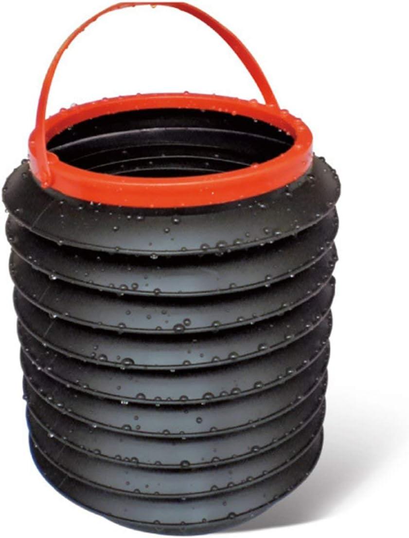 noir Tonneau t/élescopique pour voiture Seau pliant Bo/îte de rangement multifonctions Tonneau de rangement pour voiture dans la poubelle de voiture /à lint/érieur du v/éhicule Portable Noir FRjasnyfall