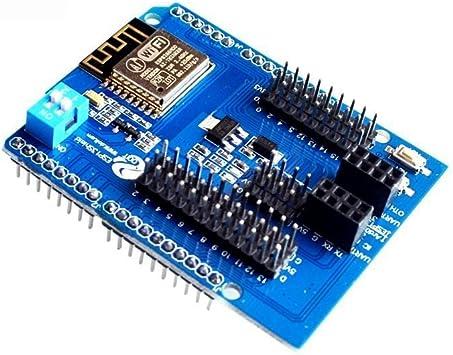 Amazon.com: ARCELI ESP8266 Web Sever Serial WiFi Shield ...