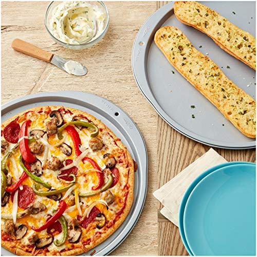 Wilton Recipe Right Pizza Pans,  2-Piece Set by Wilton (Image #5)